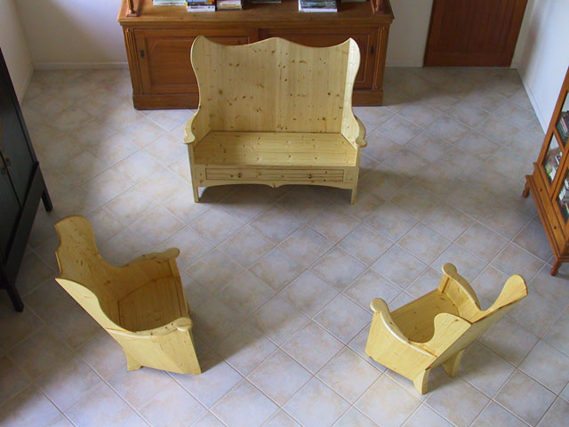 Chairs From Above